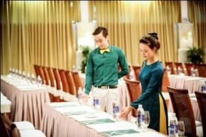 Palm Garden - meeting package